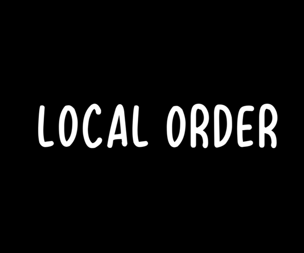 St T Local Order - 6
