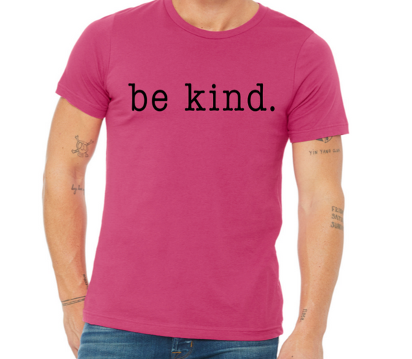 Pink Shirt Day - Crew neck - Unisex
