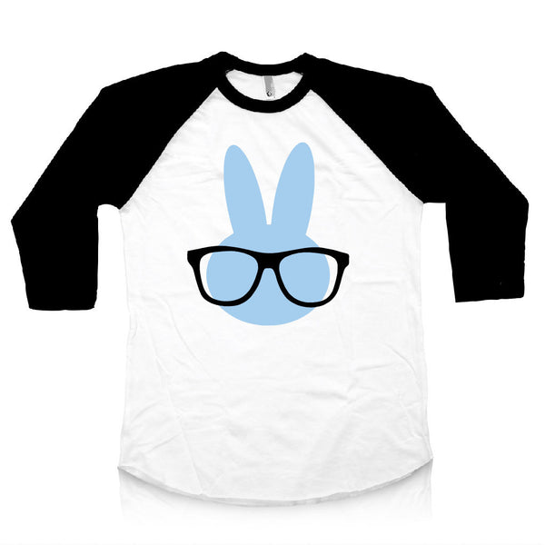 baby boy easter outfit, easter bunny shirt, hipster easter shirt.