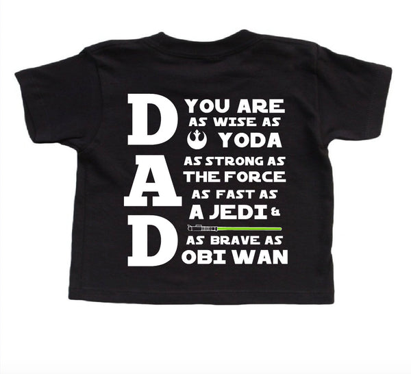 Daddy Star Wars