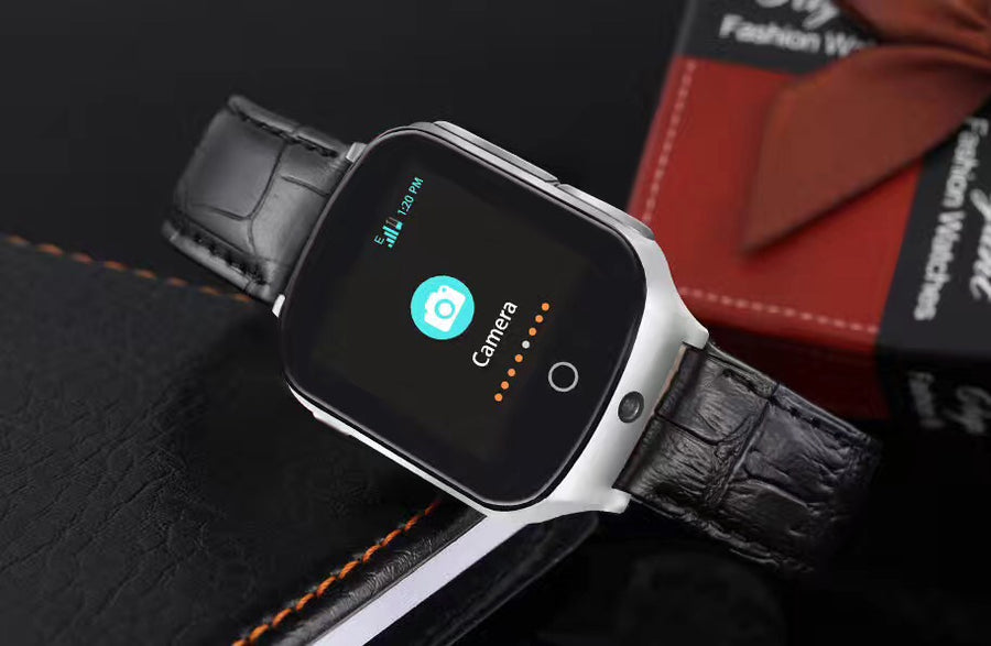 A19 GPS Smart Watch with Camera