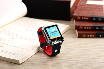 A20S Adult Cellular/GPS Watch with Heart Rate and Blood Pressure Monitor