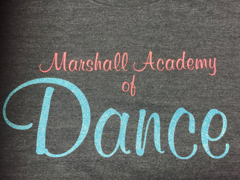 Marshall Academy of Dance T-shirt