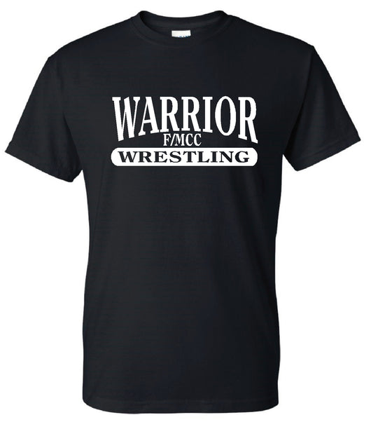 F/MCC Warrior Wrestling Gildan Short Sleeve Shirt