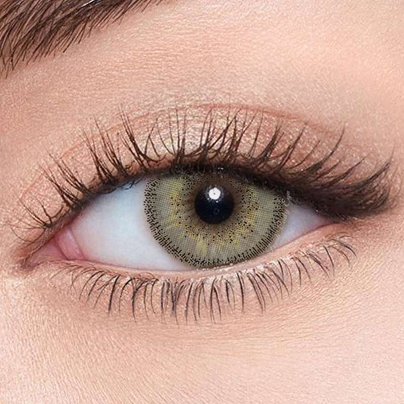 FRESHLADY ATHENA CLOUD COLORED CONTACT LENSES COSMETIC FREE SHIPPING - EyeQ Boutique