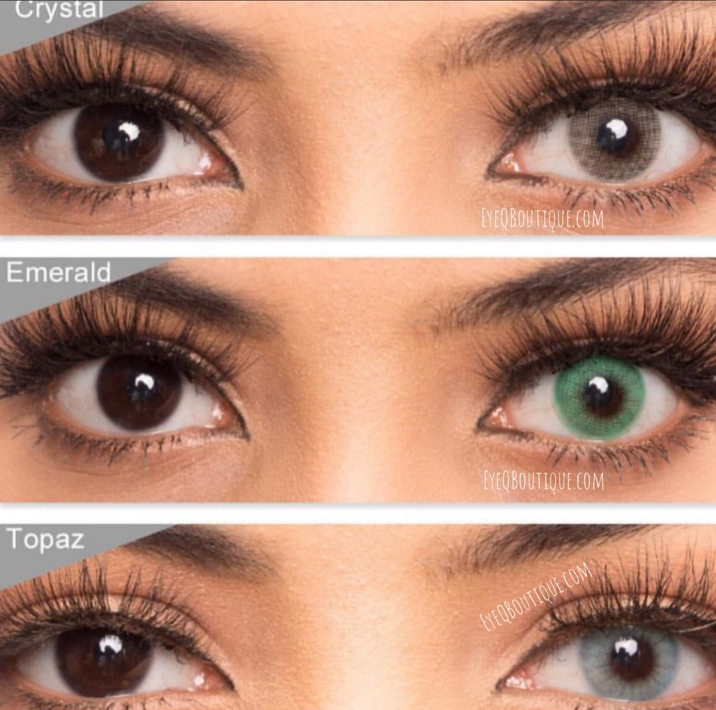Color Contact Lenses- EyeQ Boutique
