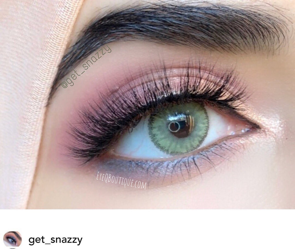 FRESHLADY LIMA COLORED CONTACT LENSES COSMETIC FREE SHIPPING - EyeQ Boutique