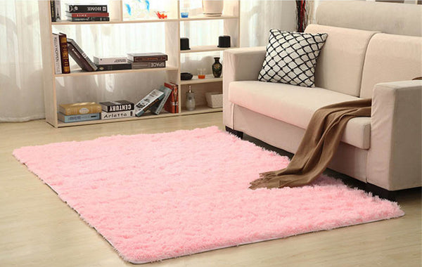 Ultra-Thick Shag Area Rug – Free Earth Trading Co