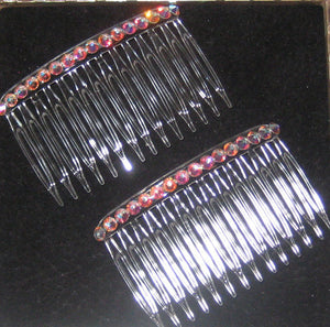 Single Row Hair Combs Set