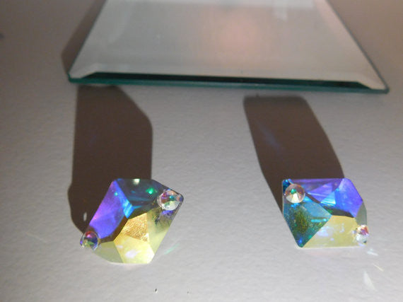 Swarovski Cosmic Shaped Earrings