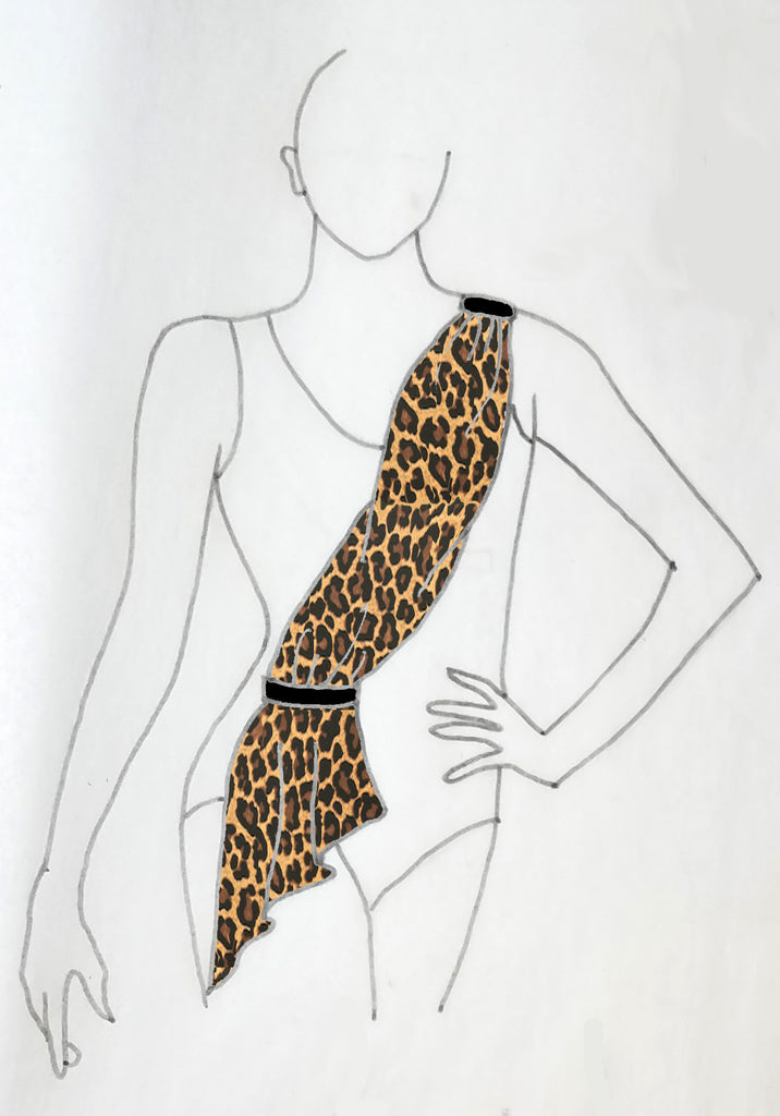ReShapable Looks Add-On Drape Prints