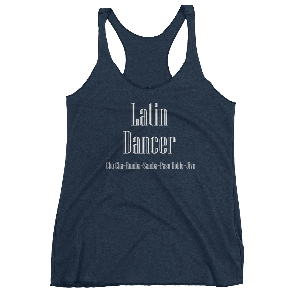 """Latin Dancer"" Tank"