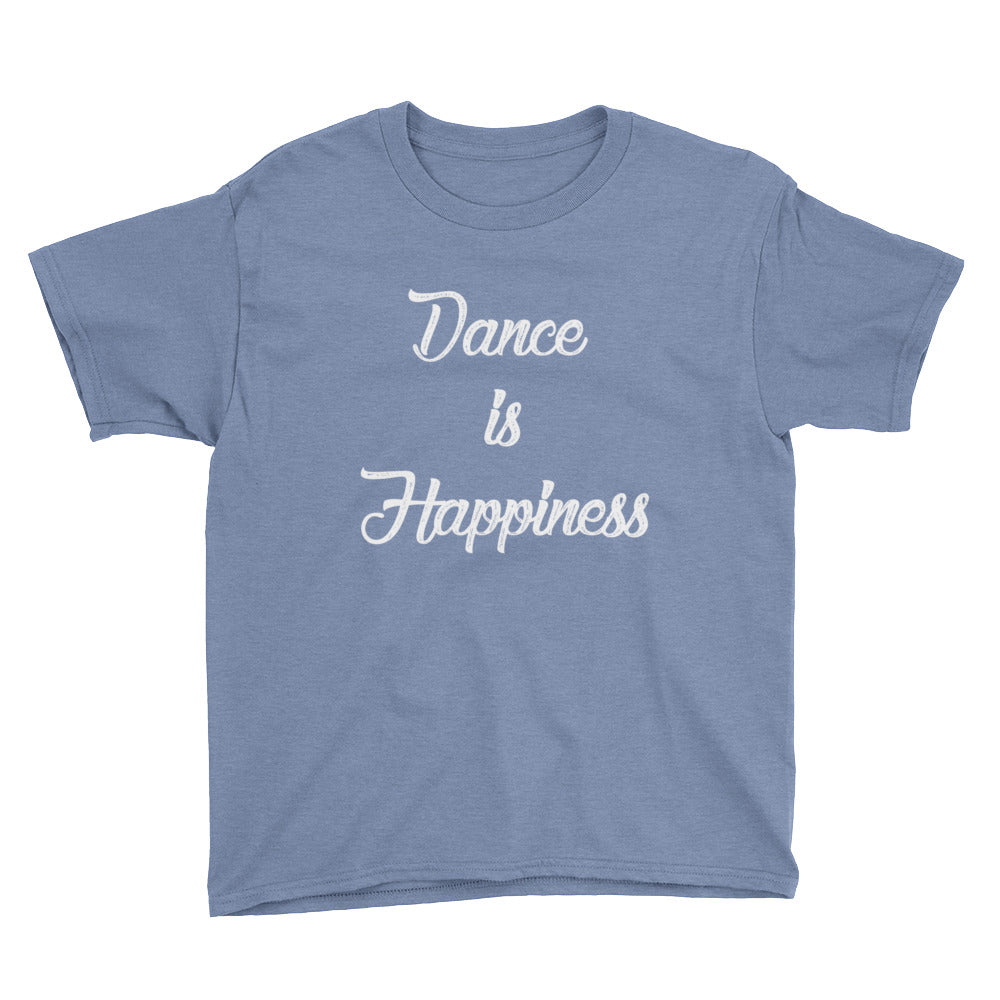 "Kid's ""Dance is Happiness"" Tee"