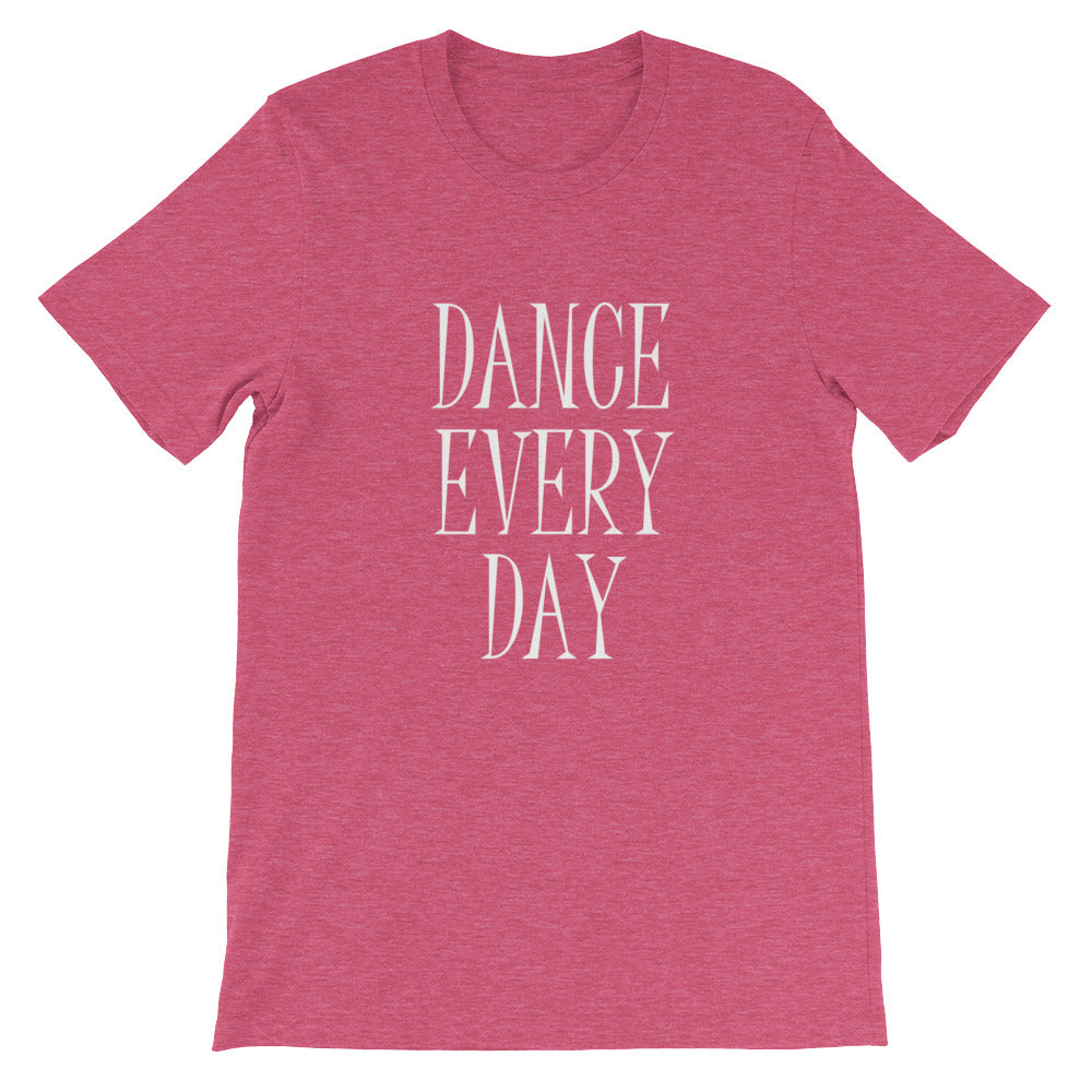 "Men's ""Dance Every Day"" Tee"