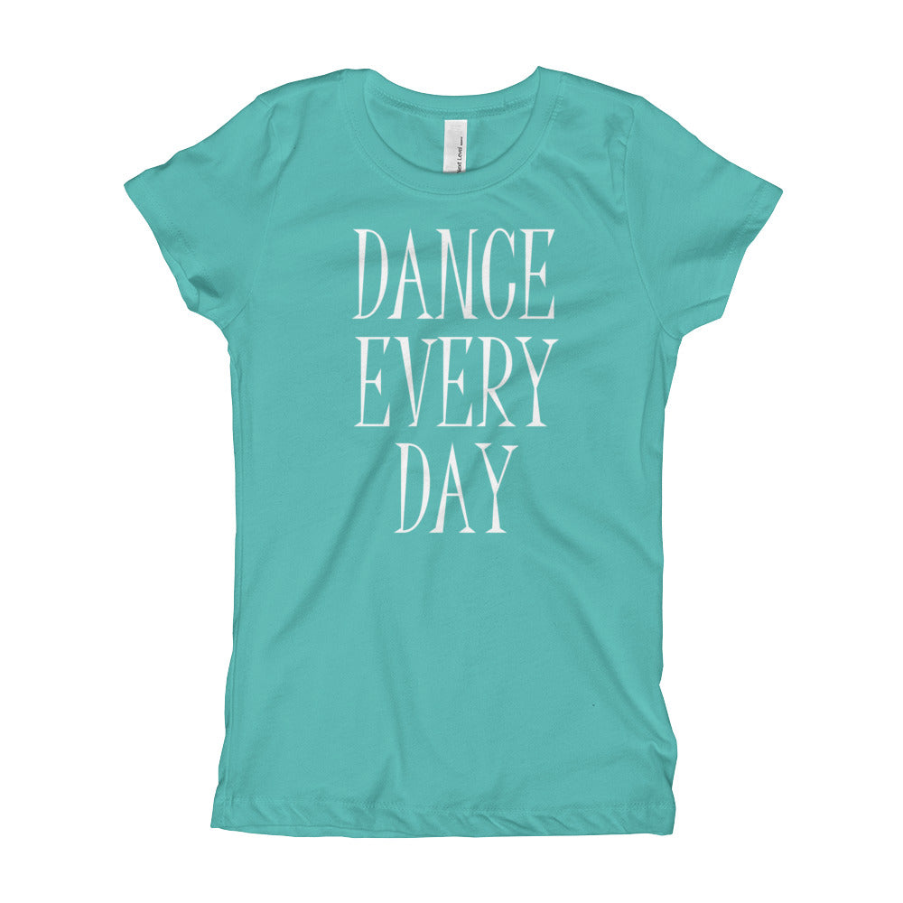 "Girl's ""Dance Every Day"" Tee"