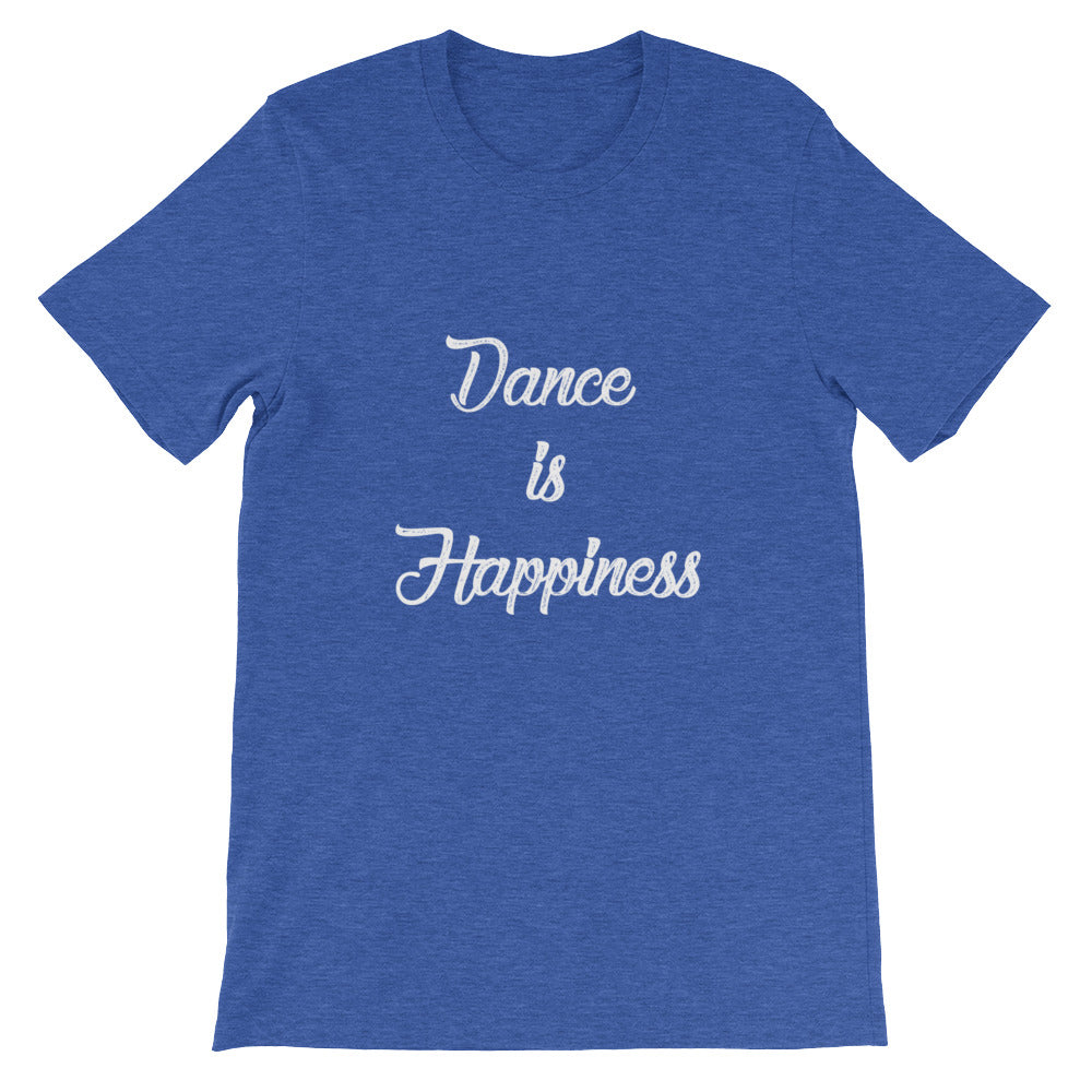 "Men's ""Dance is Happiness"" Tee"