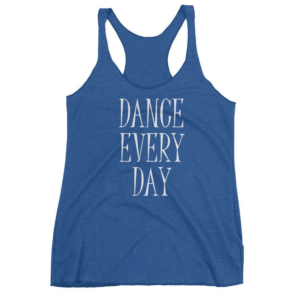 """Dance Every Day"" Tank"