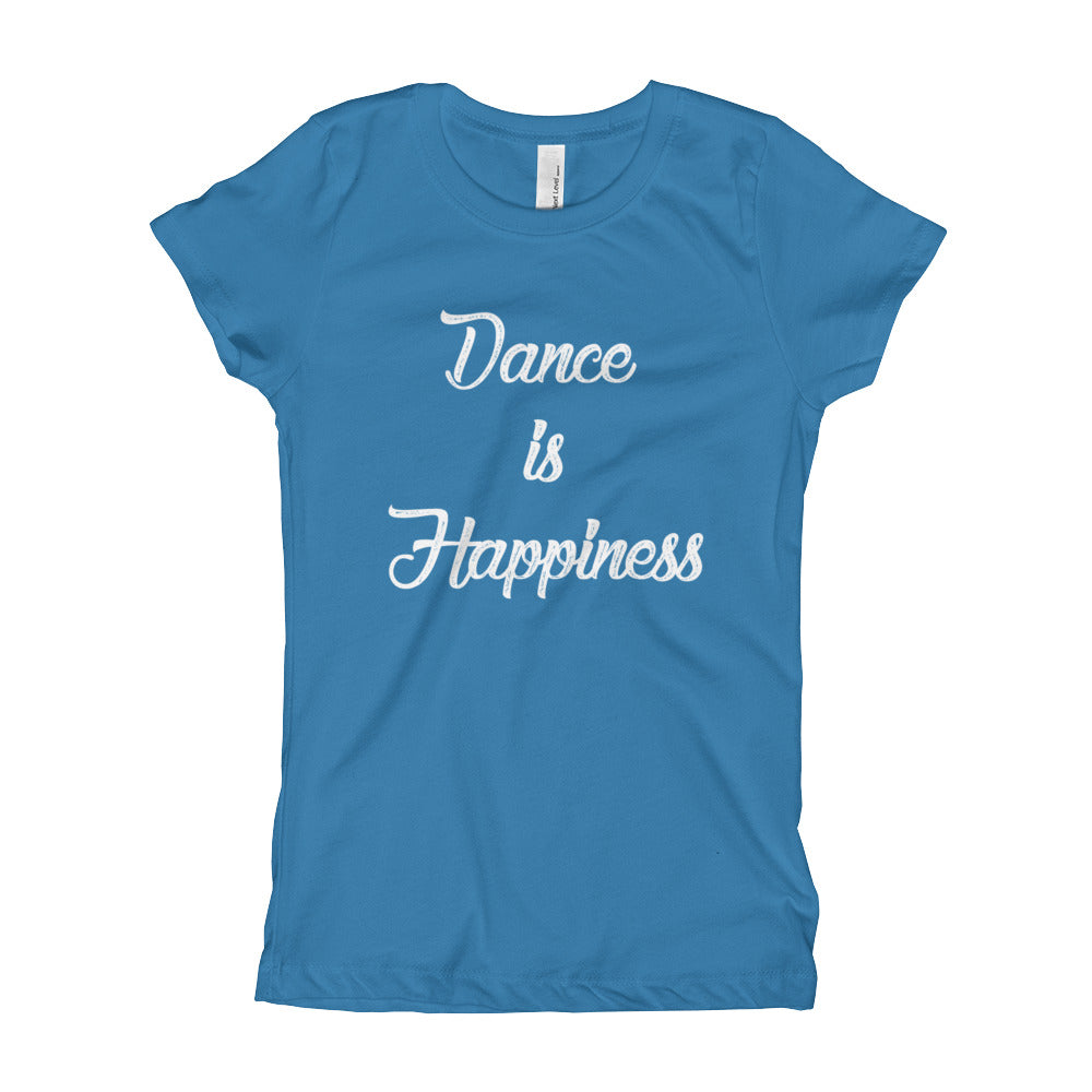 "Girl's ""Dance is Happiness"" Tee"