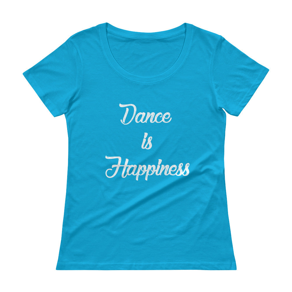 """Dance is Happiness"" Tee"