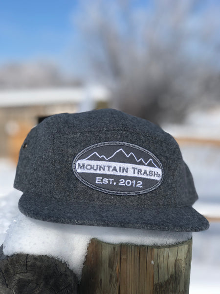 Wool Camp Hat - Mountain