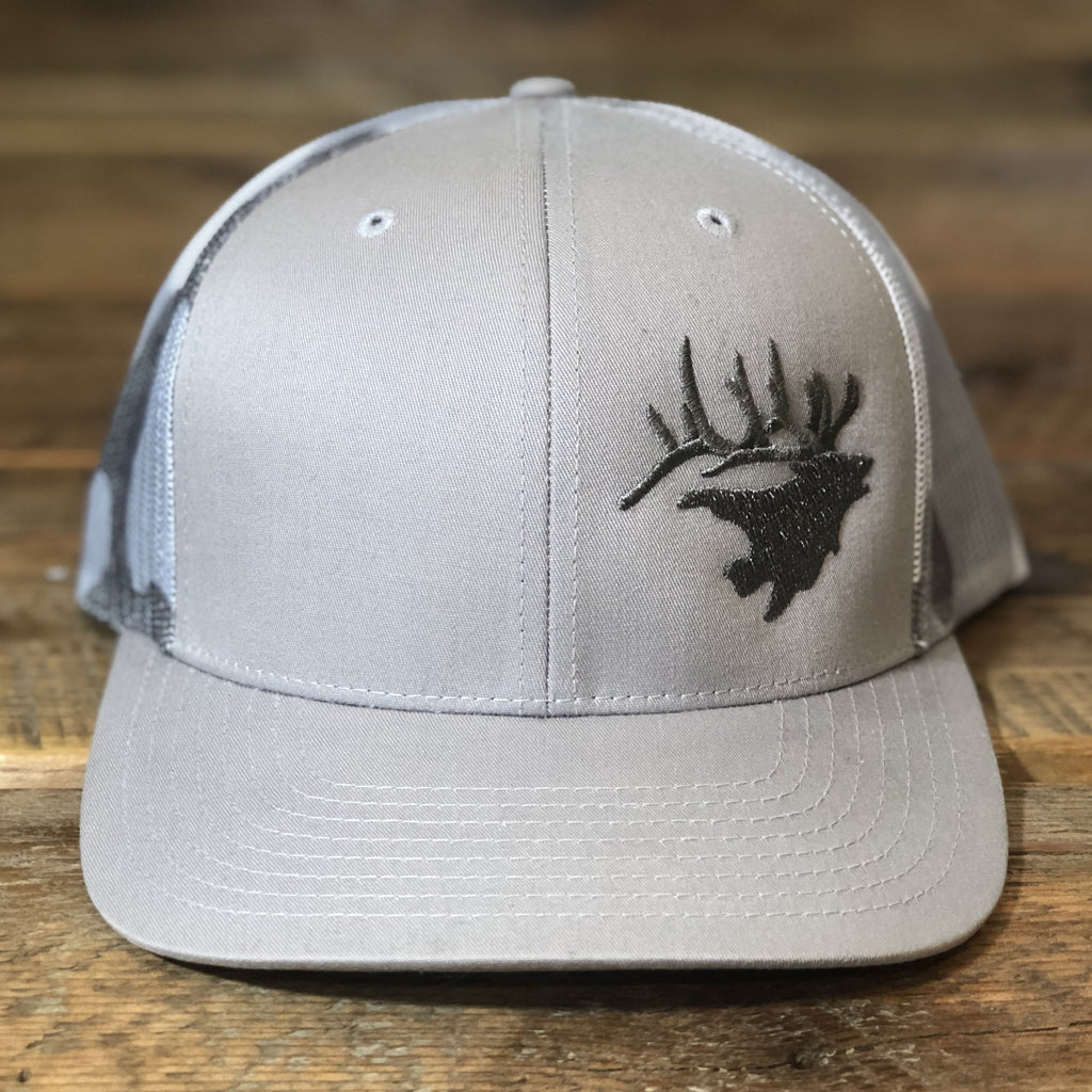 Light Grey/Snow Camo Elk