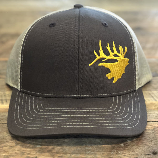 Brown & Gold Elk