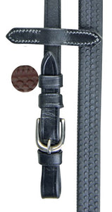 Stitched Rubber Reins