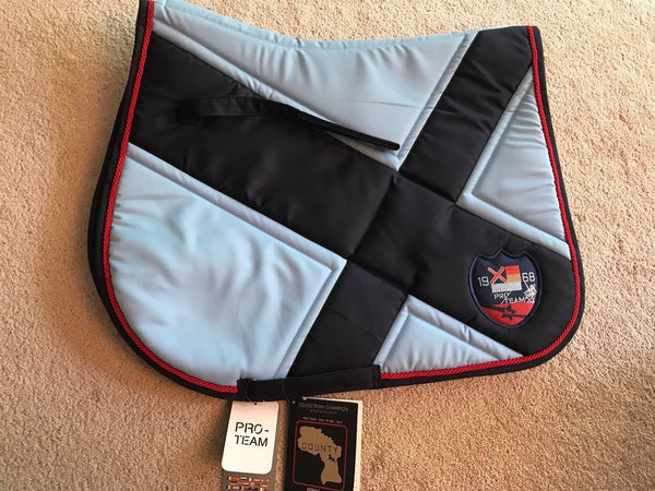 Pro Team Saddle Pad