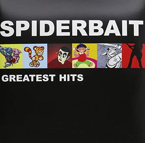 Spiderbait ‎– Greatest Hits