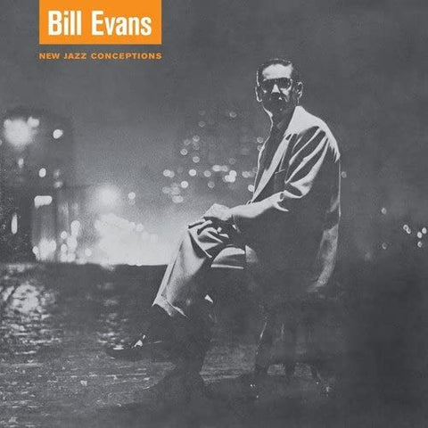 Bill Evans ‎– New Jazz Conceptions