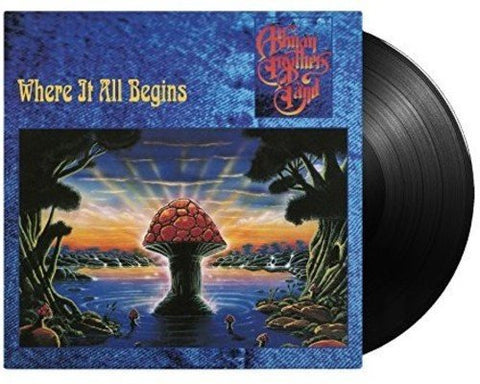 The Allman Brothers Band ‎– Where It All Begins