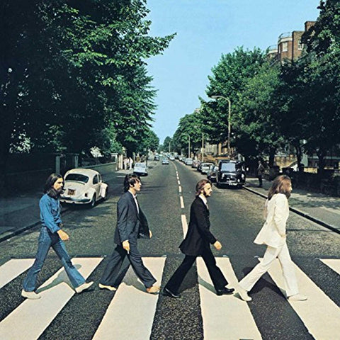 The Beatles - Abbey Road - Awesomesince84