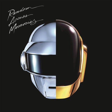 Daft Punk - Random Access Memories - Awesomesince84