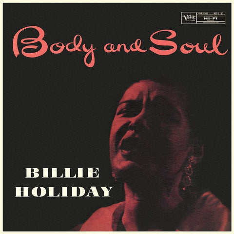 Billie Holiday ‎– Body And Soul