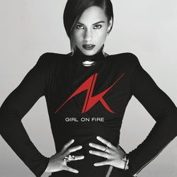 Alicia Keys ‎– Girl On Fire