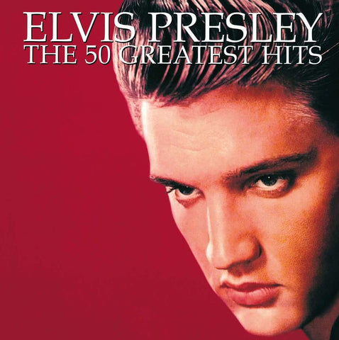 Elvis Presley ‎– The 50 Greatest Hits