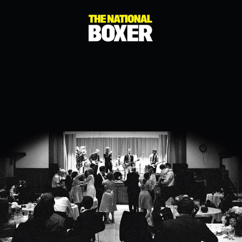 The National ‎– Boxer