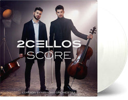 2Cellos, London Symphony Orchestra* ‎– Score