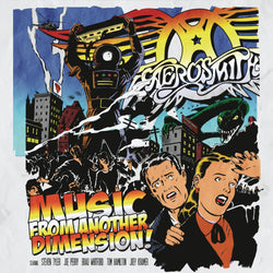 Aerosmith ‎– Music From Another Dimension!