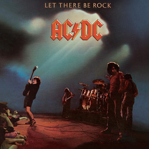 AC/DC ‎– Let There Be Rock
