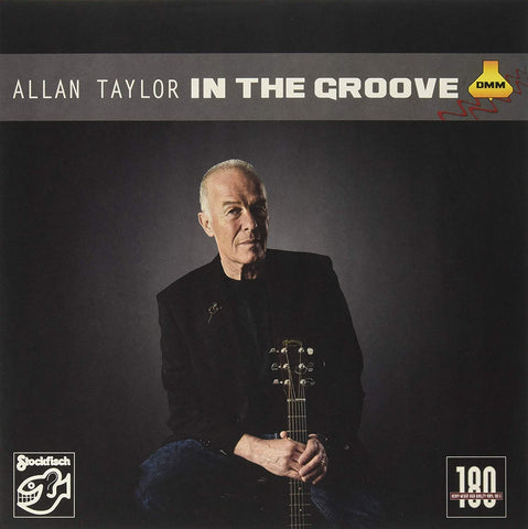 Allan Taylor ‎– In The Groove