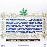 Dr Dre -  The Chronic Explicit Lyrics - Awesomesince84