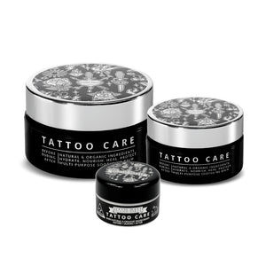 PREMIUM TATTOO AFTERCARE - 100% Natural & Organic