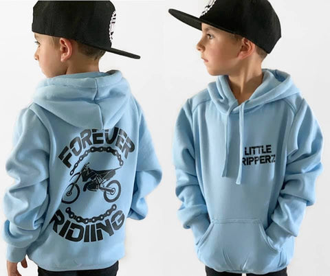 Forever Riding Hoodie - Moto