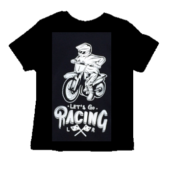 Lets go racing Tee
