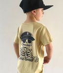 Cool skeleton Tee