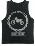Born to Ride - Moto Singlet