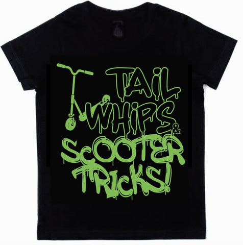 Tail Whips tee