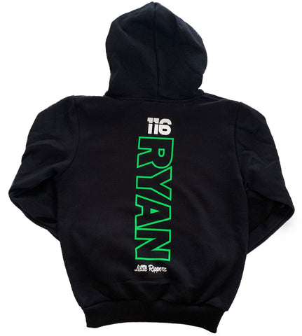 Name and Number hoodie