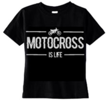 New! Motocross is life